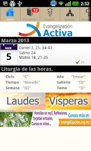 Evangelización Activa - screenshot thumbnail