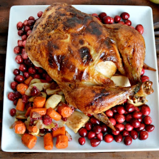 Apple Roast Chicken