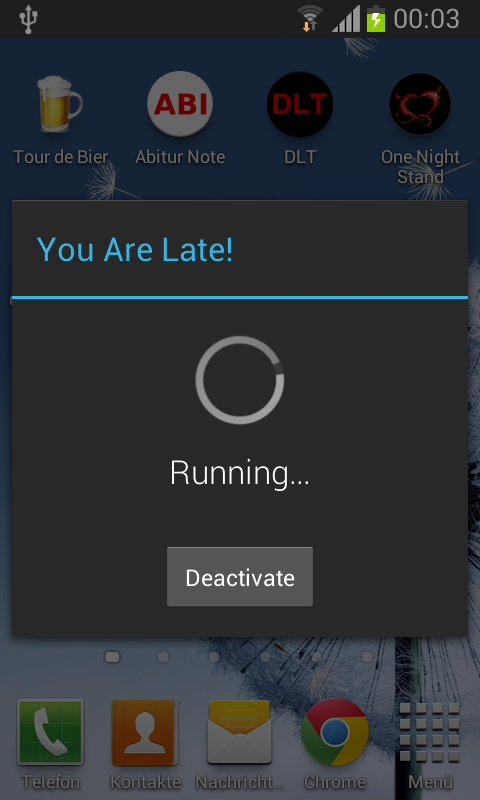 You Are Late! - screenshot