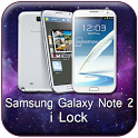 Galaxy Note 2 iLock icon