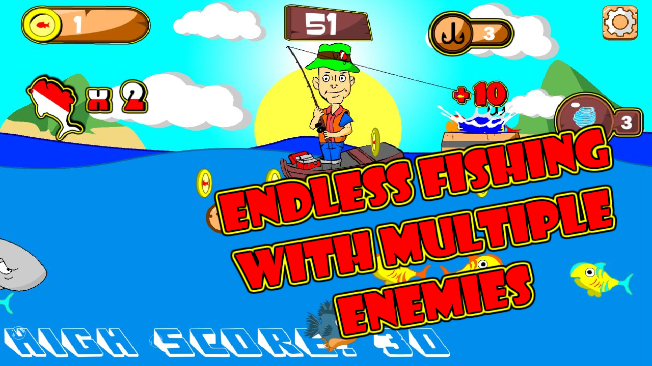 Reel 39 em in fishing android apps on google play for Fishing game android