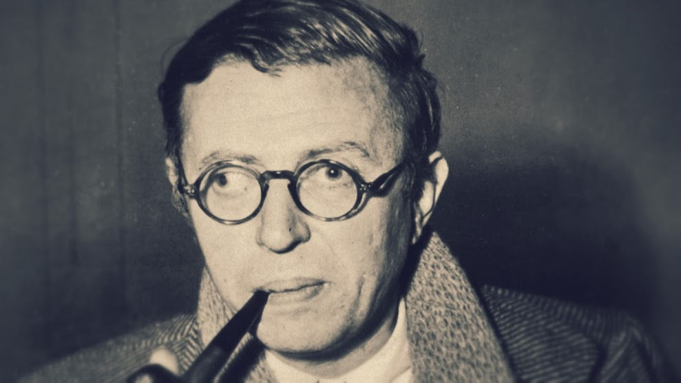 jean-paul sartre nausea essays on existentialism