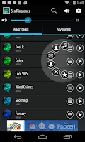 Screenshot of Zen Ringtones