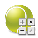 TennisCalc icon