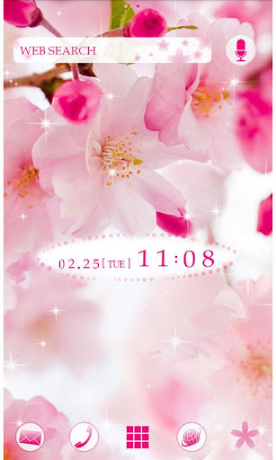 Flower Wallpaper Vivid Sakura 2.0.1 Windows u7528 1