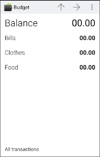 Everyday Budget