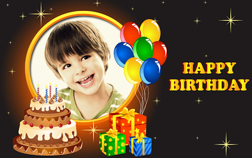 Birthday Photo Frames - Apps on Google Play