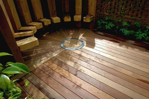 Decking ideas android apps on google play for End of garden decking ideas