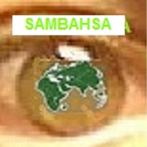 Sambahsa-English dictionary