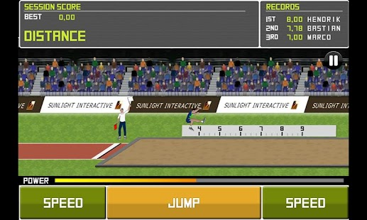 Deluxe Track&Field Screenshot 2