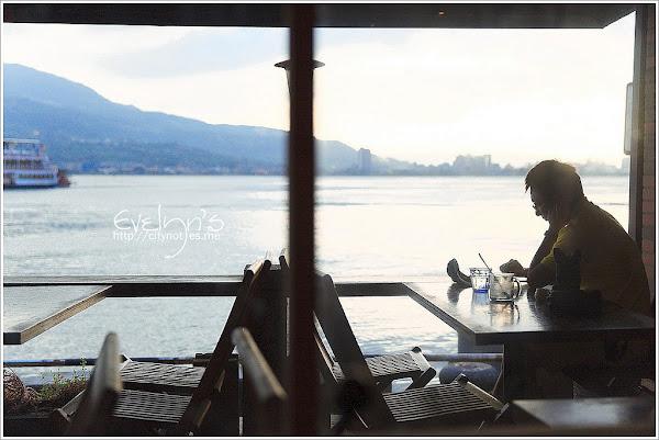 淡水‧淡水長堤咖啡館