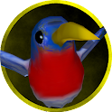 Fantastic Space Bird icon