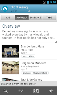 Berlin Travel Guide- screenshot thumbnail