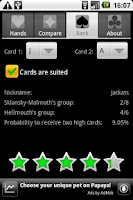 Screenshot of Poker Assistandroid