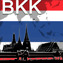 Bangkok Map logo