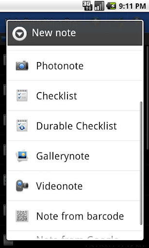 Screenshot for Note Everything Pro Add-On in United States Play Store
