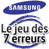 Jeu 7 erreurs pour Galaxy 10.1