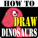 HowToDraw DinosaursForKid icon
