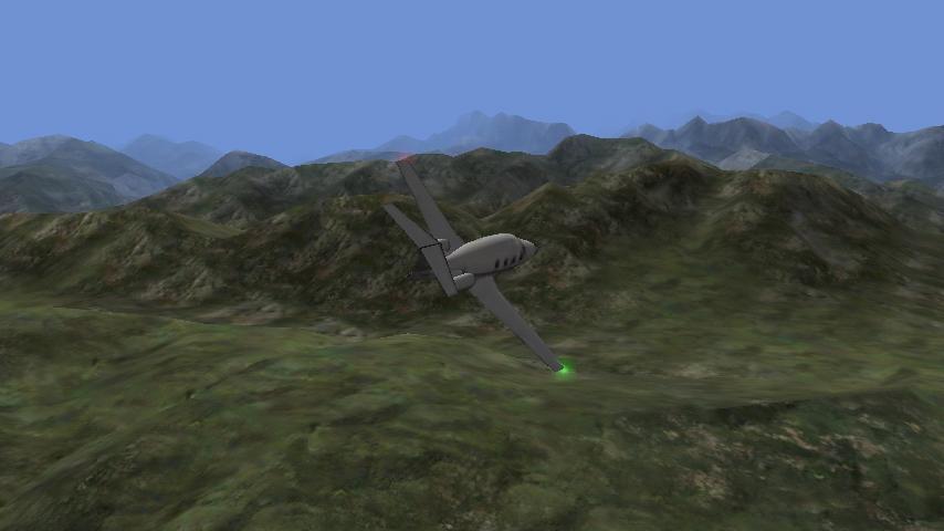 X-Plane 9 스크린샷1