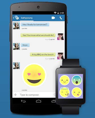 Text Me!  Free Texting & Call 2.8.8 screenshot 13544