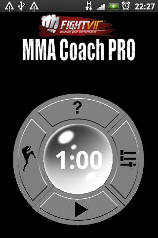 Fightvit MMA Coach PRO