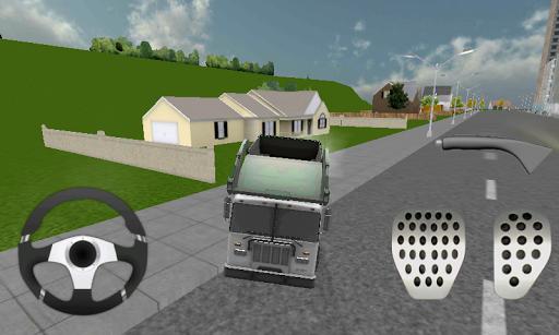 Garbage Truck Drift 3D