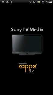 Sony TV Media Player - screenshot thumbnail