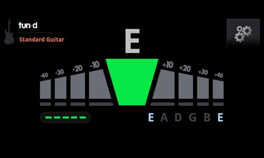 Tun-d Free Tuner  (Outdated) - screenshot thumbnail