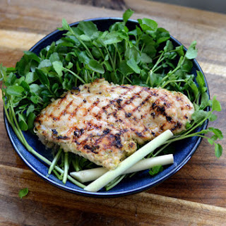 Bright & Zesty Grilled Lemongrass Chicken
