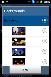 Halloween Night Live Wallpaper - screenshot thumbnail