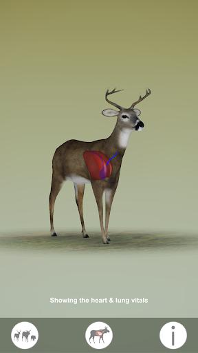 Animal vitals for hunters