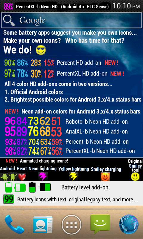 Battery Notifier Pro BT - screenshot
