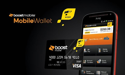 Boost Mobile Wallet - screenshot thumbnail