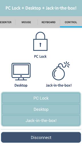 Mouse Kit (Keyboard+Presenter) 1.9.2 screenshots 4