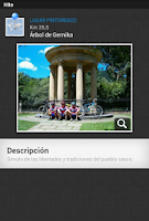 Screenshot of Bike & Go
