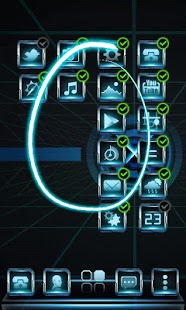 Ray Next Launcher 3D Theme - screenshot thumbnail