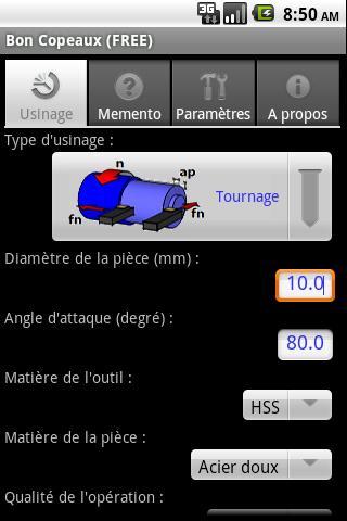 BoncopeauX - screenshot
