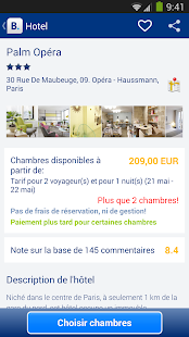 Booking.com - 430 000+  hôtels - screenshot thumbnail