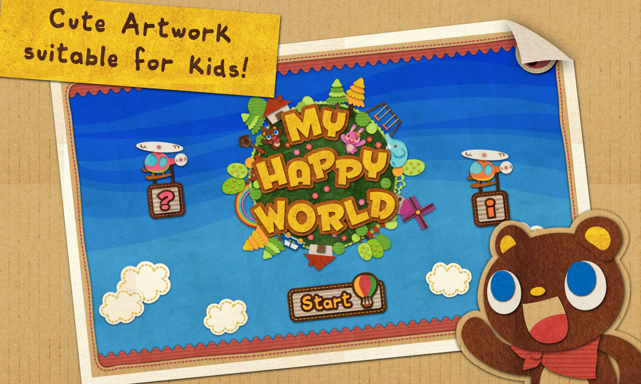 My Happy World : Hidden Object - screenshot