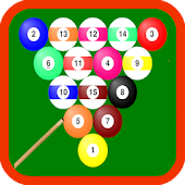 Rules to play 15 Ball Pool