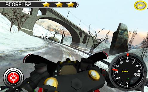 Frozen-Highway-Bike-Rider-VR 5