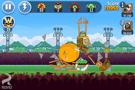 Angry Birds Friends - screenshot thumbnail