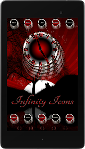 The Infinity Project Icon pack v1.0