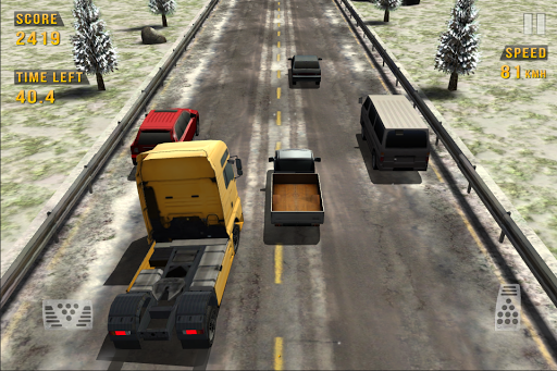 Traffic Racer 2.5 Cheat screenshots 2