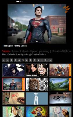 Best Speed Painting Videos - screenshot