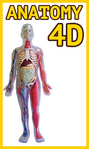 Anatomy Physiology 4D