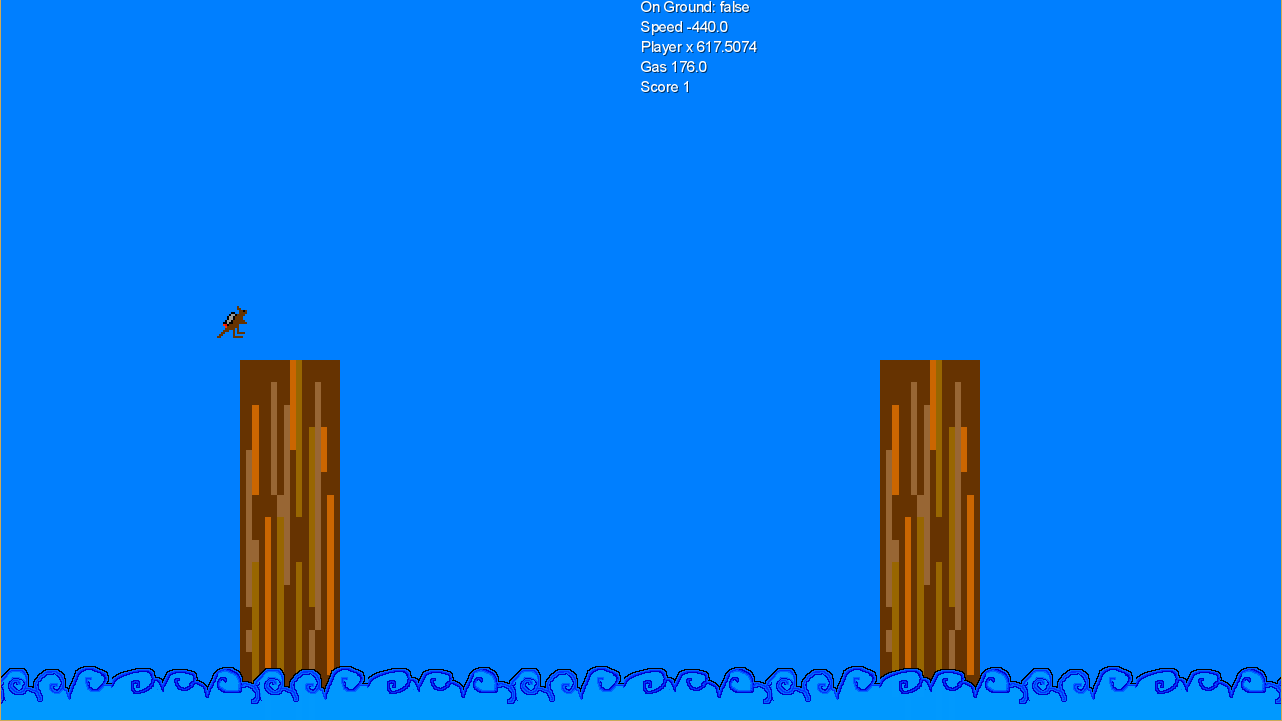 Pole Jumper- screenshot