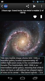 NASA App Screenshot 3