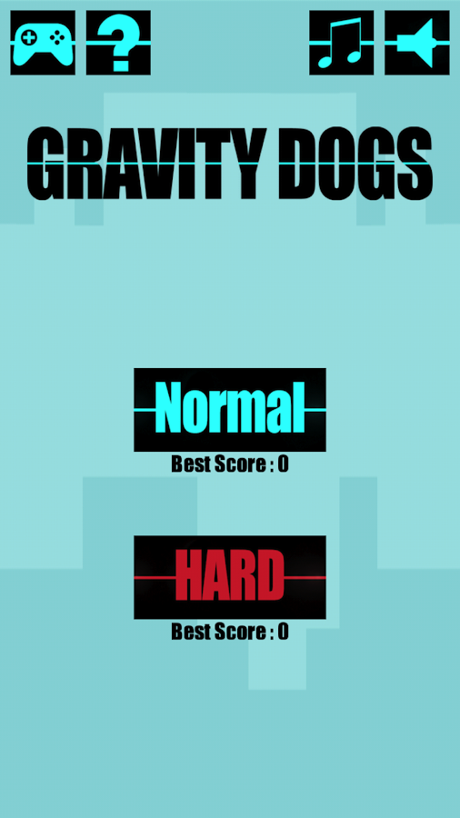 Gravity Dogs- screenshot
