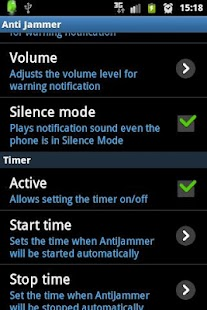 Anti Jammer FREE (GSM SIGNAL)- screenshot thumbnail